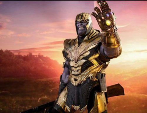 Thanos, il Nunzio dello Sterminio